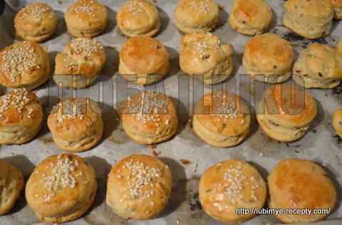 Блюда венгерской кухни - рецепт погача 12