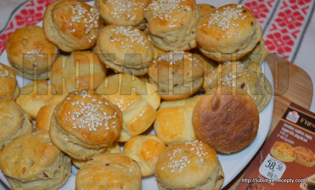 Блюда венгерской кухни - рецепт погача 14