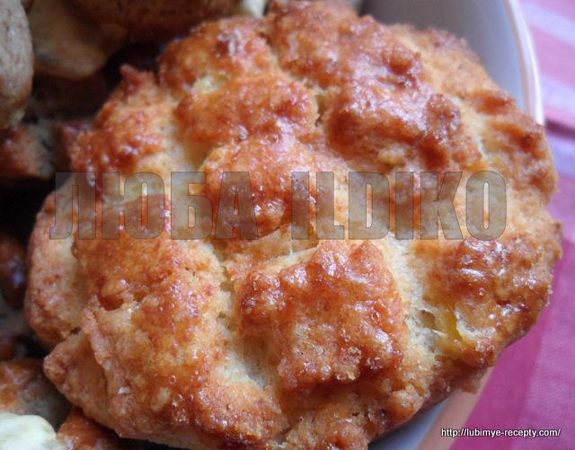 Блюда венгерской кухни - рецепт погача 16