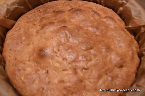 Кабачковый торт - фоторецепт 2