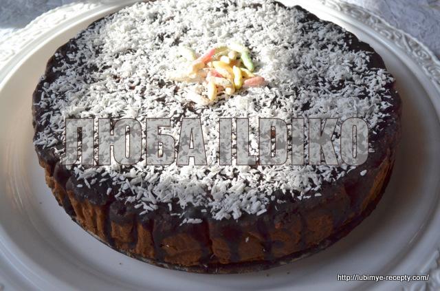 Кабачковый торт - фоторецепт 3