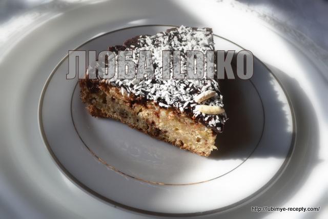 Кабачковый торт - фоторецепт 4