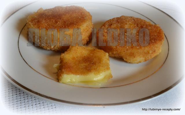 Zharenyj syr v panirovke 2