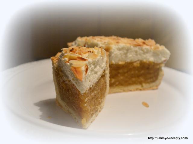Рецепт яблочного торта с фото 10