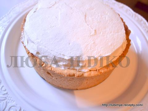 Рецепт яблочного торта с фото 8