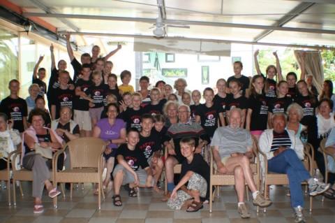 Международный фестиваль-конкурс народного творчества в Италии 2014 7