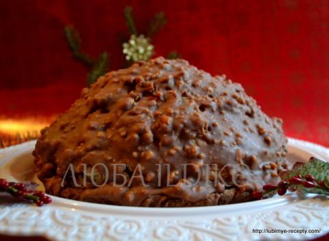 Американская кухня - яблочный пирог от шеф-повара 12
