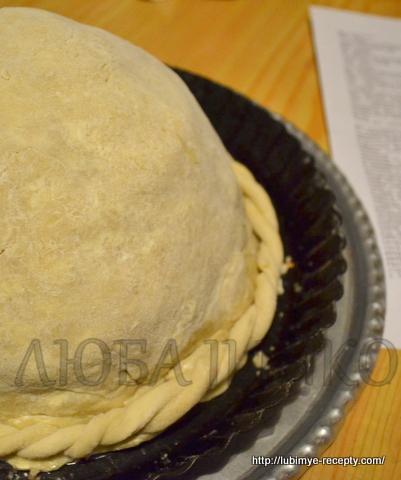 Американская кухня - яблочный пирог от шеф-повара 7