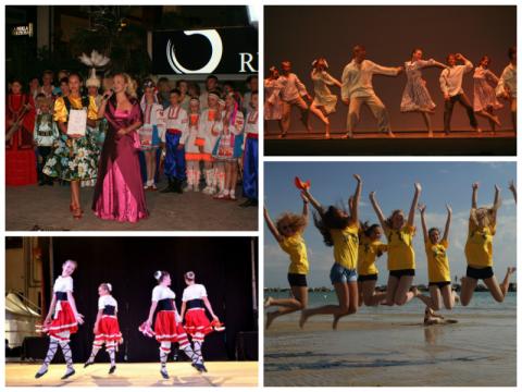 Международный фестиваль-конкурс народного творчества в Италии 2014 55