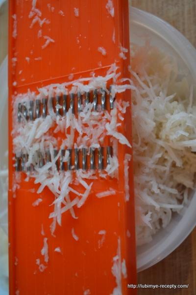 Новый овощной салат без майонеза