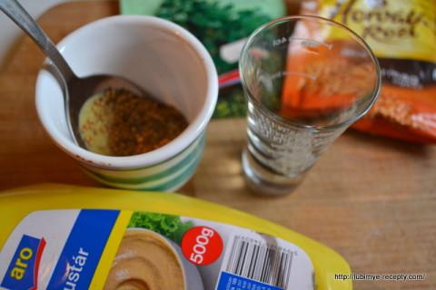 Новый овощной салат без майонеза 1