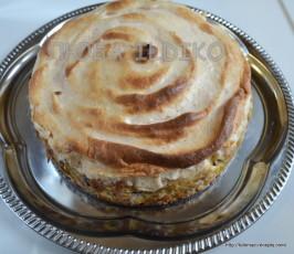 Необычный торт из блинов