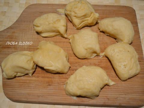Дрожжевой пирог в хлебопечке 8