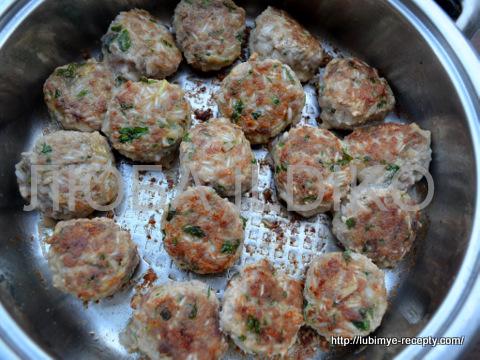Итальянские фрикадельки - рецепты итальянской кухни 2