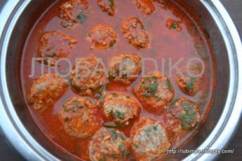 Итальянские фрикадельки - рецепты итальянской кухни 3