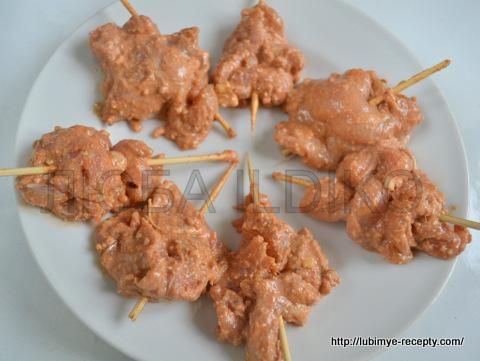 Шашлычки из курицы 4