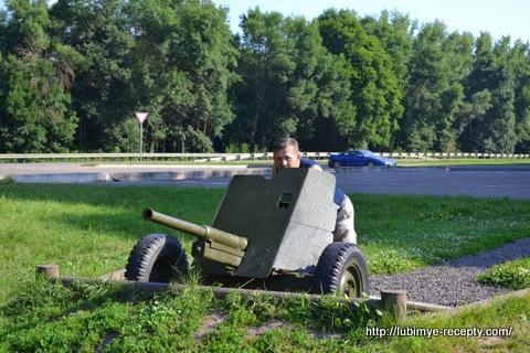 Военные памятники 1