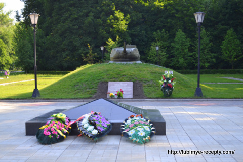 Военные памятники 12