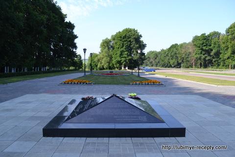 Военные памятники 3