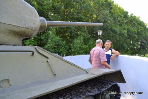 Военные памятники 4