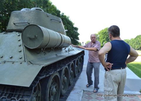 Военные памятники 6