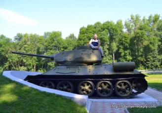 Военные памятники 7