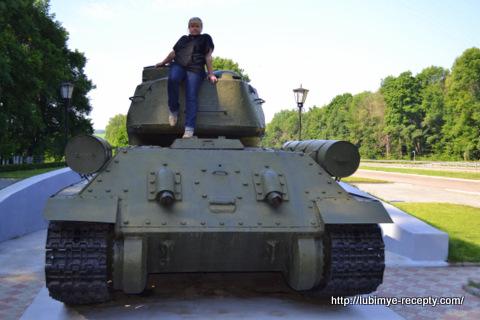 Военные памятники 8