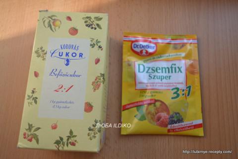 Венгерский и немецкий сахар