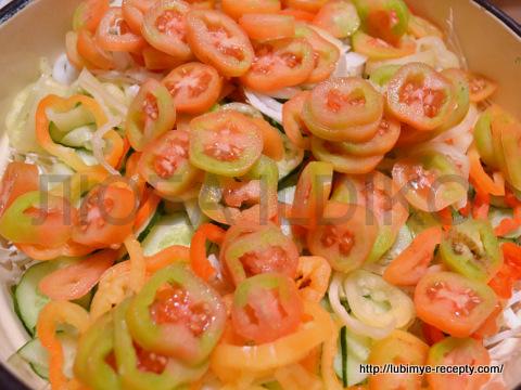 Венгерский салат 3