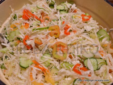 Венгерский салат 4