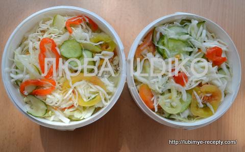 Венгерский салат 5