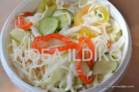 Венгерский салат 6