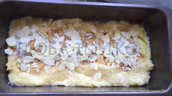Пирог с карамельными яблоками3