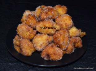 Пончики с тыквой