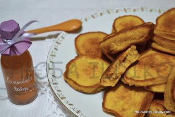 Вкусные оладьи из тыквы 4