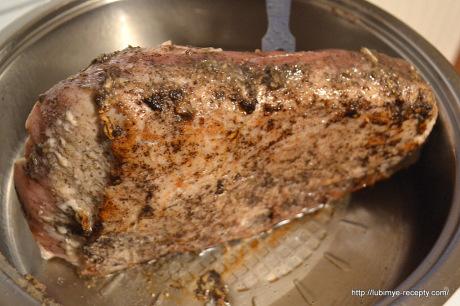 Рецепт жаркого из свинины2