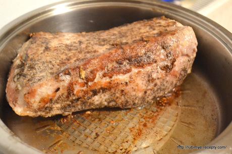 Рецепт жаркого из свинины3