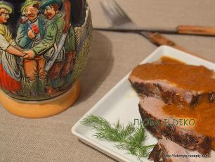 Рецепт жаркого из свинины6