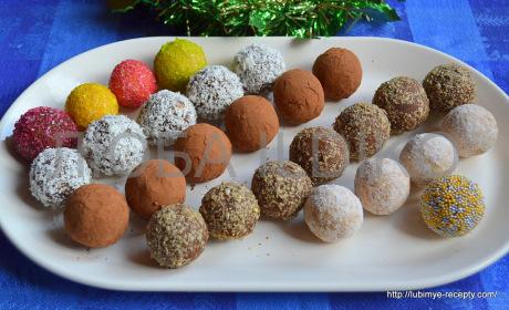 Шарики из печенья2