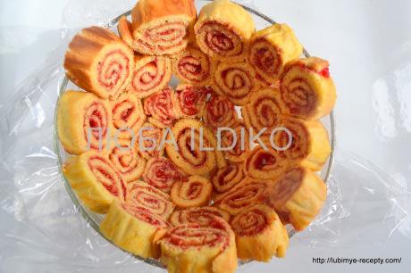 Торт шарлотка
