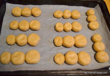 Печенье снеговики2