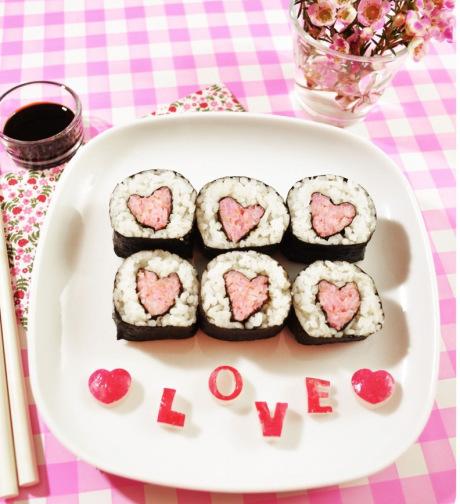 Рецепты ко дню Валентина 1