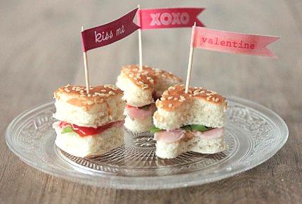 Рецепты ко дню Валентина