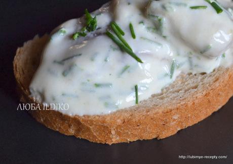 Норвежский рецепт бутербродов с сельдью 5