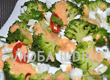 Простые салаты без майонеза 12