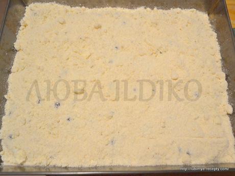 Тертый пирог с вареньем8