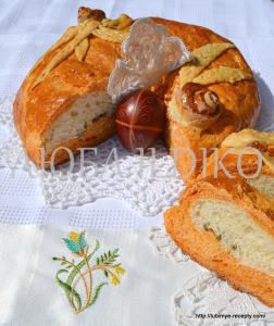 Хлеб на томатном соке
