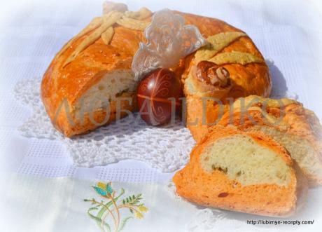 Хлеб на томатном соке 5