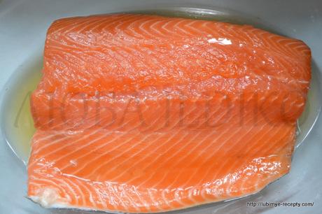 Как засолить лосось8