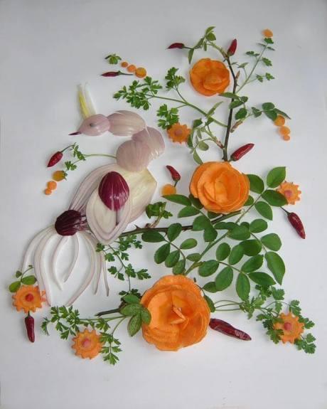 Картинки на тарелках-4